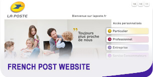 french post website